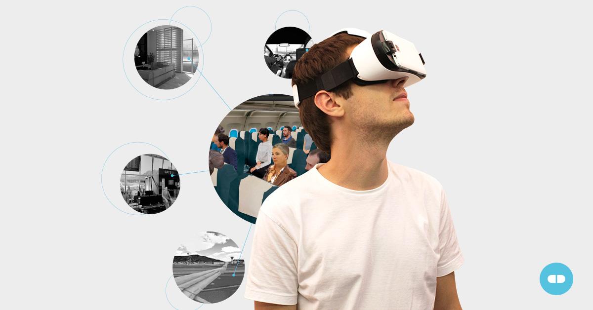Teràpia amb realitat virtual